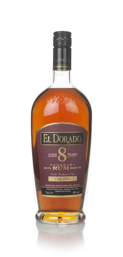 El Dorado 8 Year Old