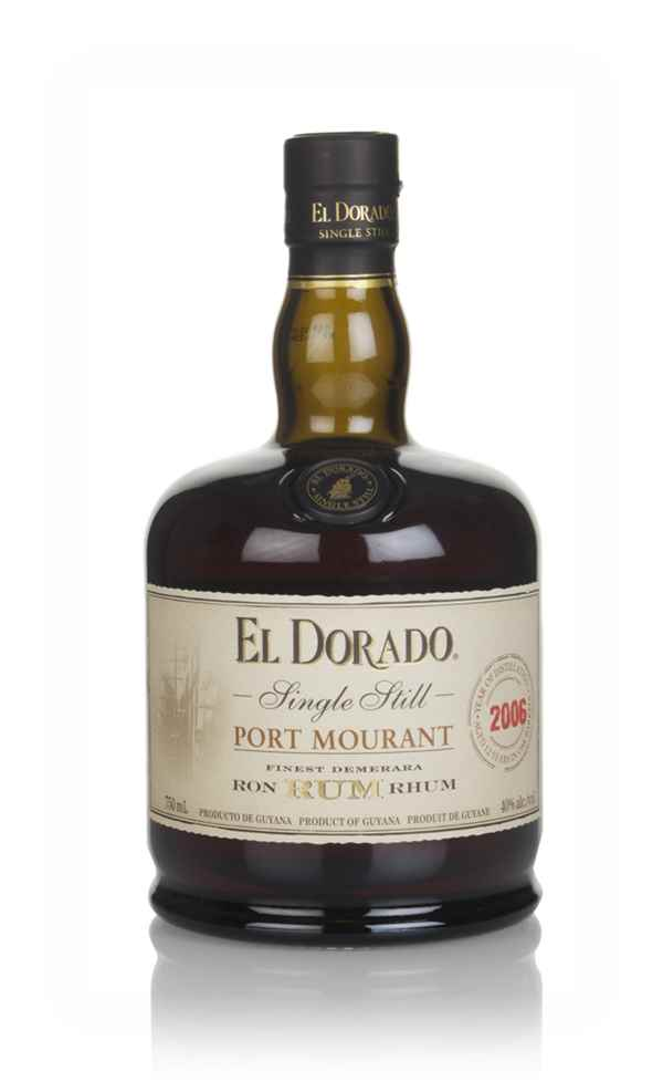 El Dorado Single Still - Port Mourant 2006