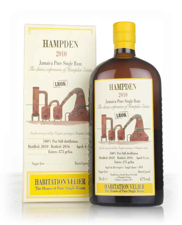 Hampden 6 Year Old 2010 - Habitation Velier