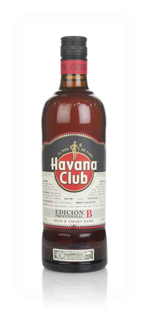 Havana Club Professional Edition B