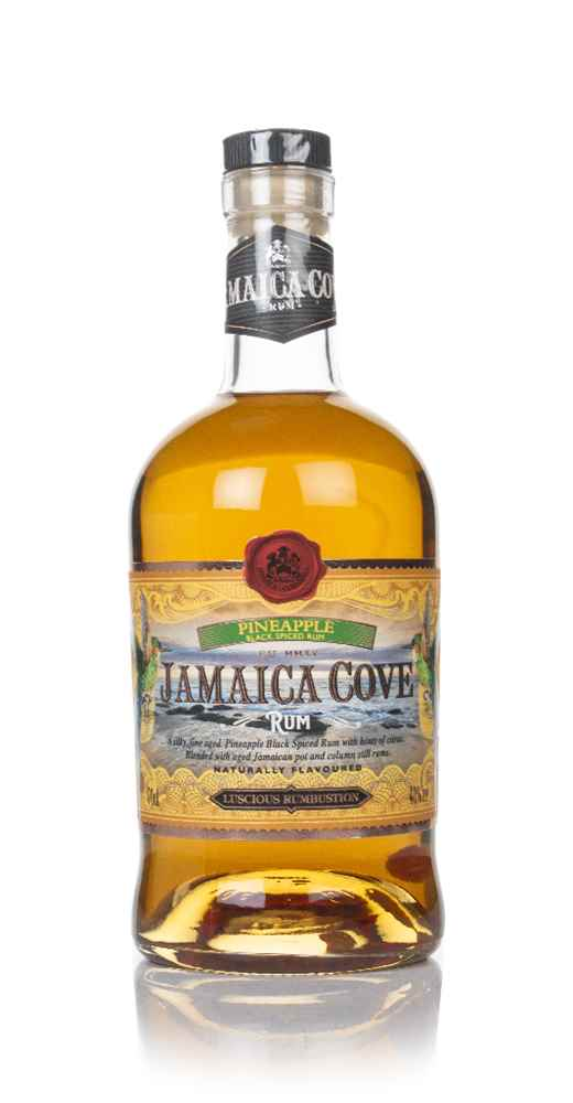 Jamaica Cove Black Pineapple Rum