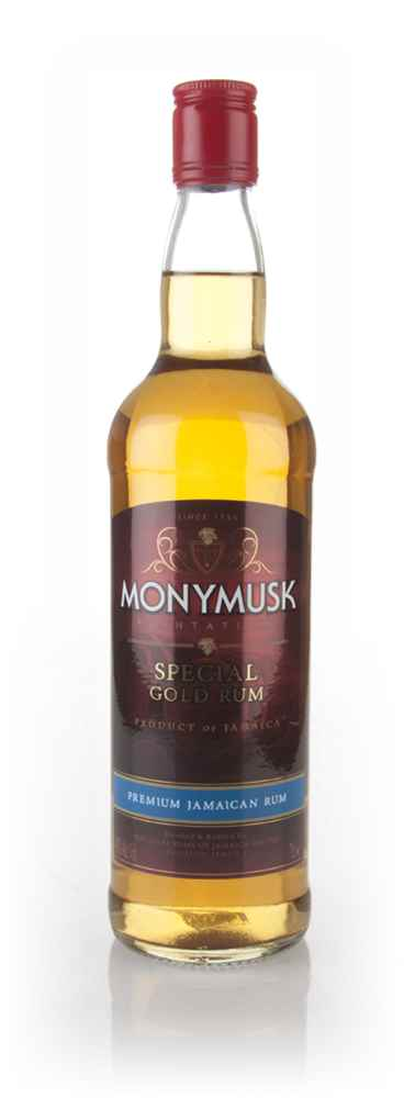 Monymusk Special Gold Rum