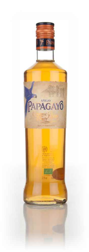 Papagayo Organic Fairtrade Golden Rum