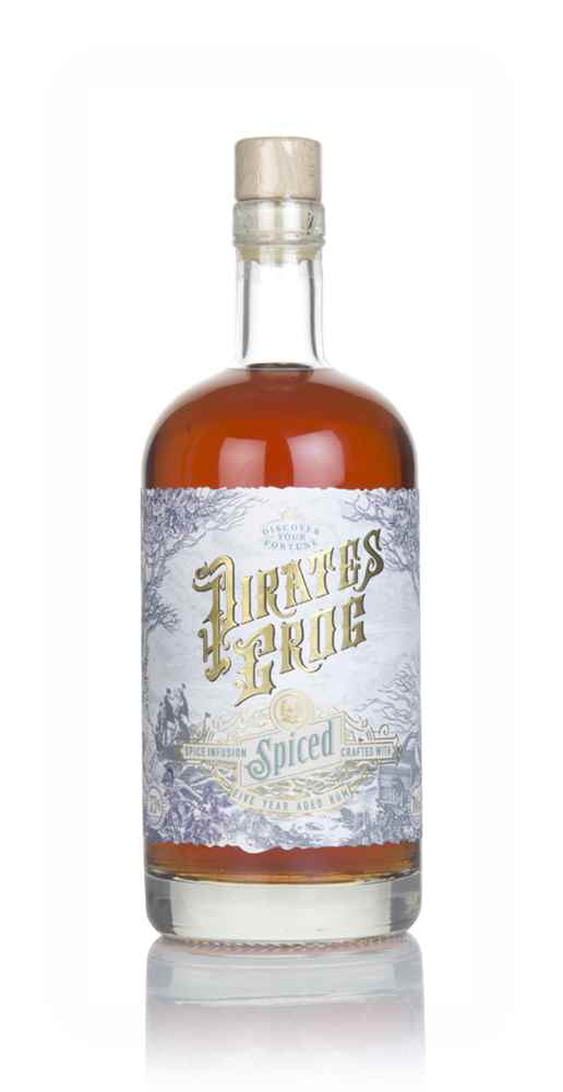 Pirate's Grog 5 Year Old Spiced Rum