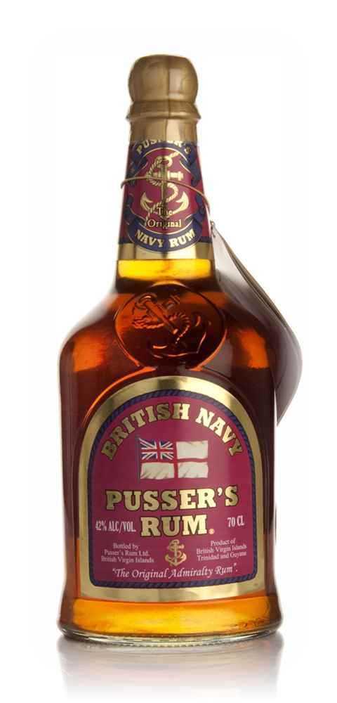 Pusser's Red Label