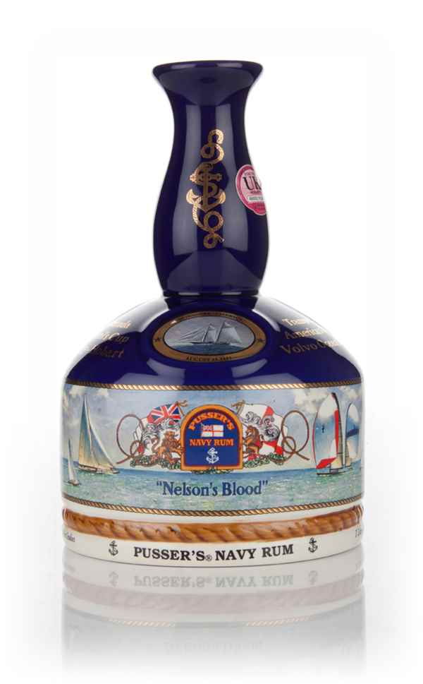 "Pusser's ""Yachting"" Decanter"