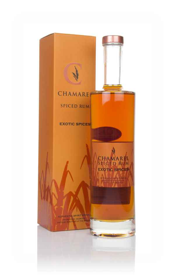 Chamarel Exotic Spices