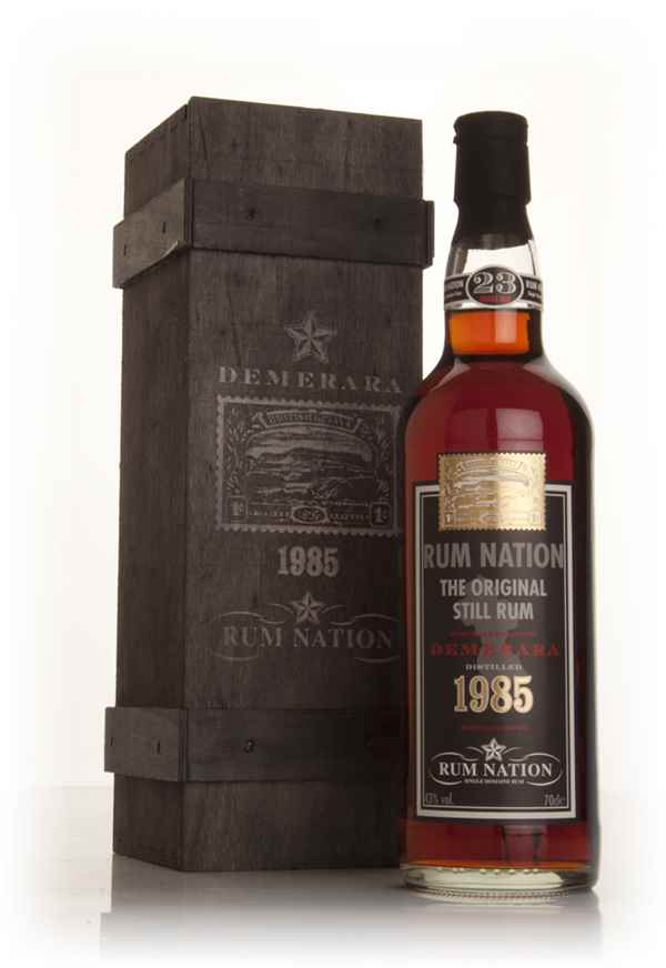 Rum Nation Demerara 23 Year Old 1985