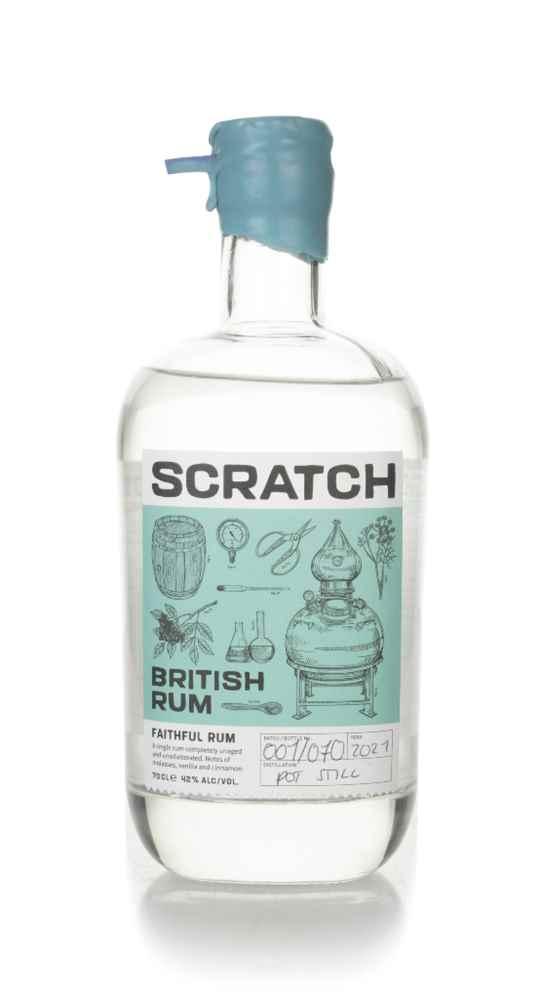 Scratch Faithful Rum
