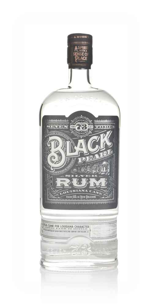Seven Three Distilling Black Pearl Rum