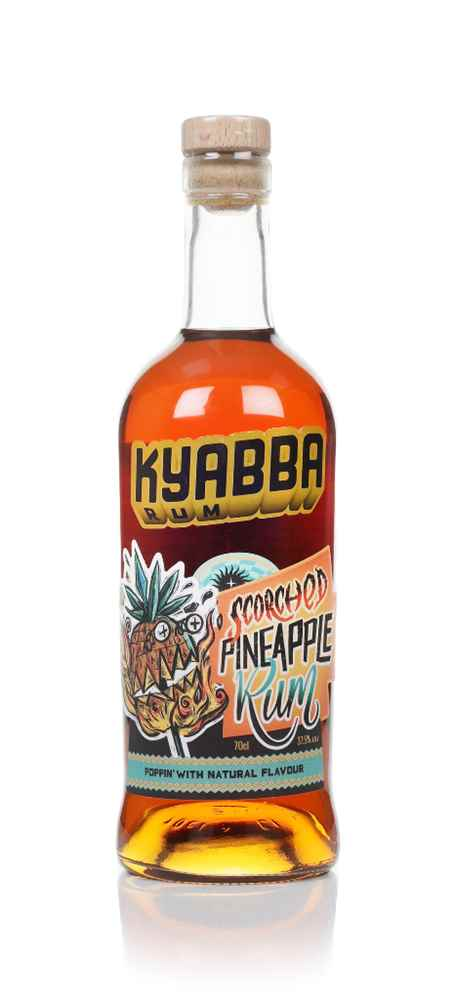 Coyaba Scorched Pineapple Rum