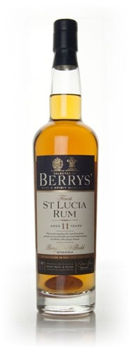 St Lucia 11 Year Old 1999 (Berry Bros. & Rudd)