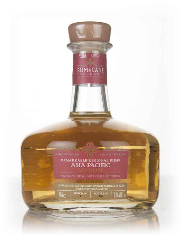 Asia Pacific - Remarkable Regional Rums (West Indies Rum & Cane Merchants)