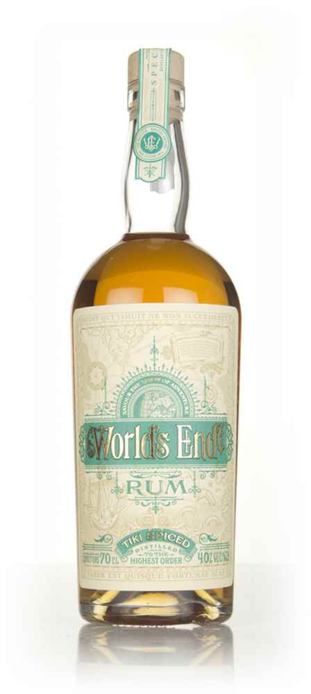 World's End Tiki Spiced Rum