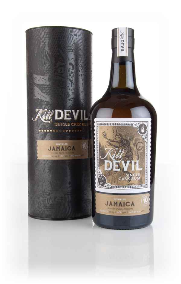 Worthy Park 10 Year Old 2005 Jamaican Rum - Kill Devil (Hunter Laing)