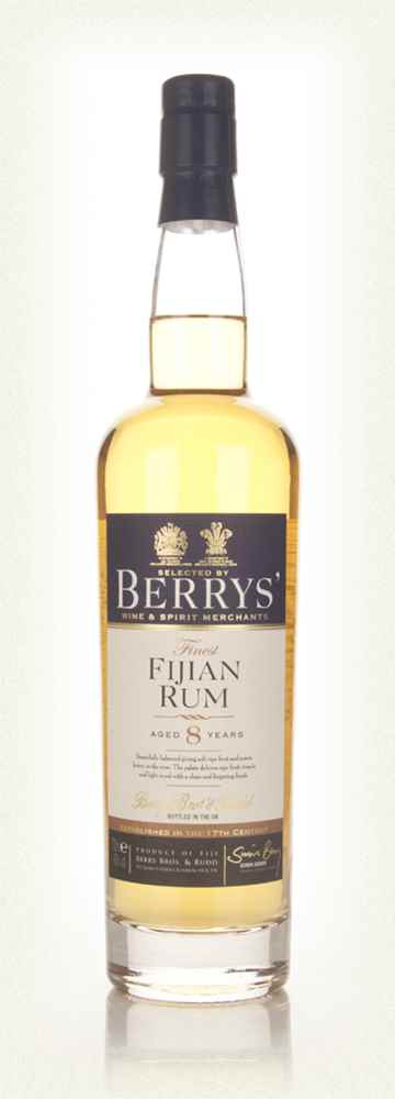 Fijian 9 Year Old 2001 (Berry Bros. & Rudd)