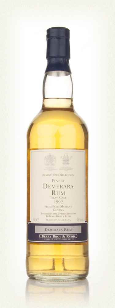 Port Morant 1992 Demerara Rum (Berry Bros. & Rudd)