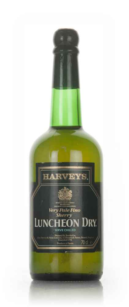 Harveys Luncheon Dry - 1980s
