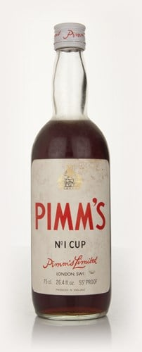 Pimms No 1 Cup - late 1960s or early 1970s