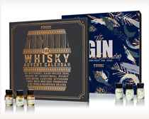 Whisky/Gin Advent Bundle
