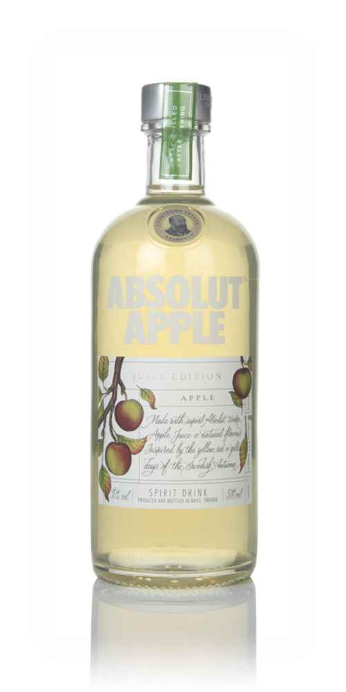 Absolut Apple - Juice Edition