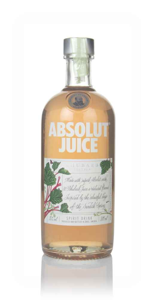 Absolut Rhubarb - Juice Edition