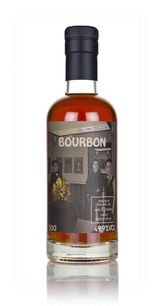 Distillery 291 11 Months Old (That Boutique-y Bourbon Company)