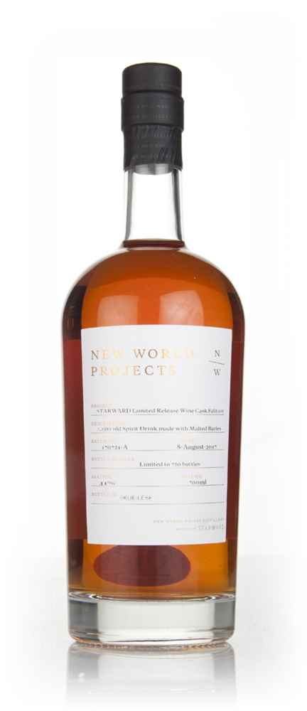 Starward Wine Cask Edition - New World Projects