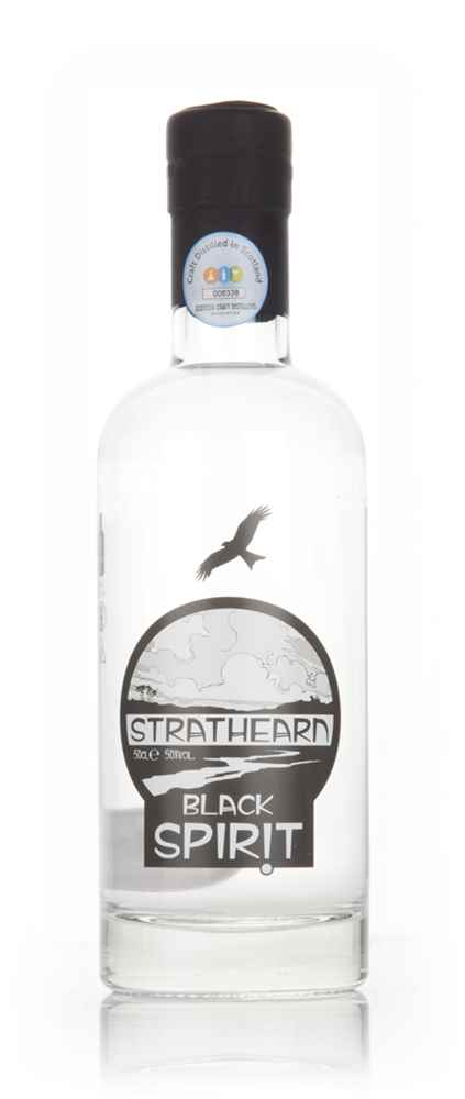 Strathearn Black Peated Malt Spirit