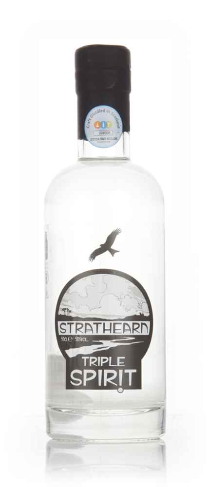 Strathearn Triple Distilled Malt Spirit