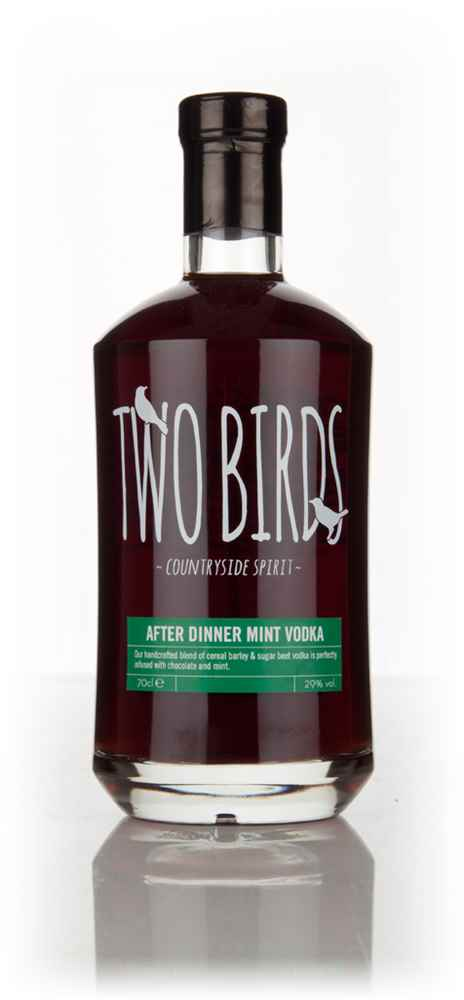 Two Birds After Dinner Mint