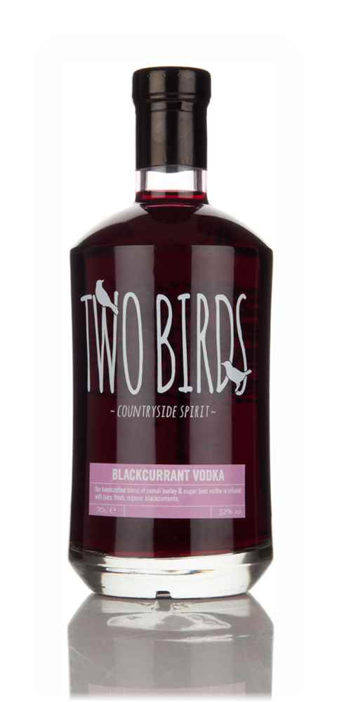 Two Birds Blackcurrant