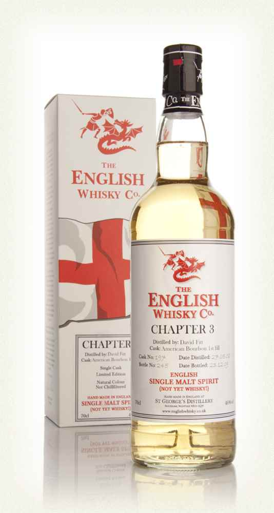 English Whisky Co. Chapter 3