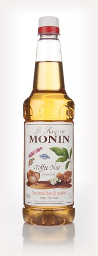 Monin Toffee Nut Syrup 100cl