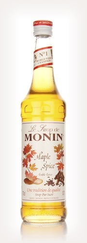 Monin Erable Epices (Maple Spice) Syrup