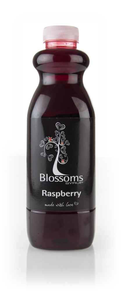 Blossoms Raspberry Syrup 1l