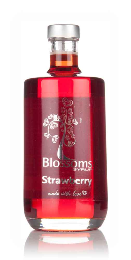 Blossoms Strawberry Syrup