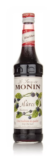Monin Mûres (Blackberry) Syrup