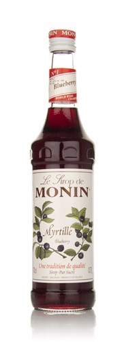 Monin Myrtille (Blueberry) Syrup