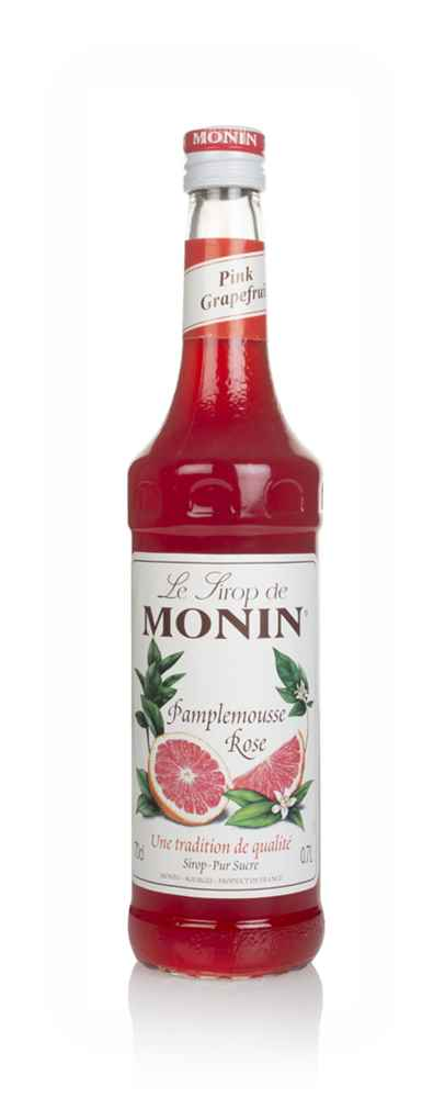 Monin Pamplemousse Rose (Pink Grapefruit) Syrup