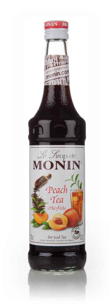 Monin Thé Pêche (Peach Tea) Concentrate