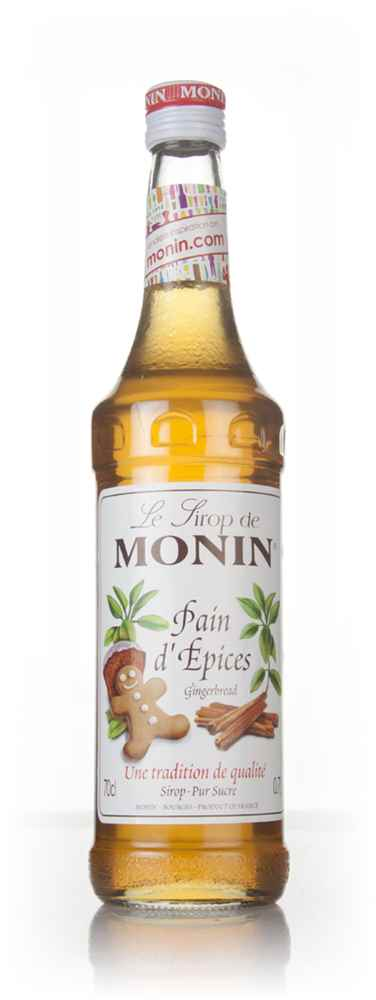 Monin Pain d'Epices (Gingerbread) Syrup