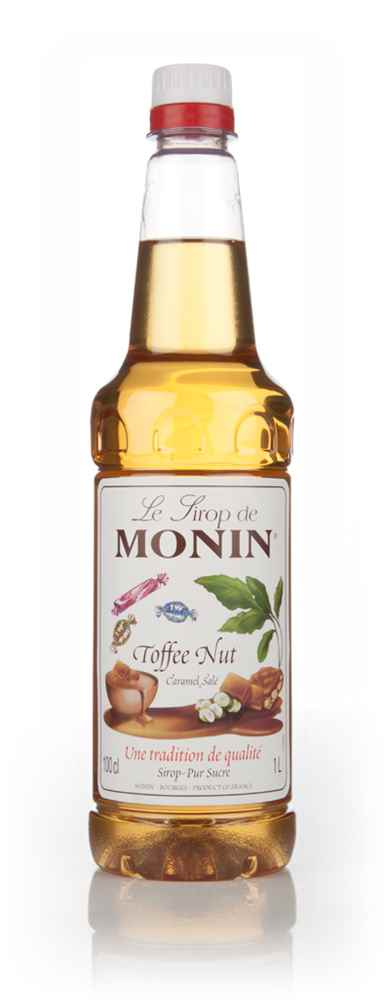 Monin Toffee Nut Syrup 1l