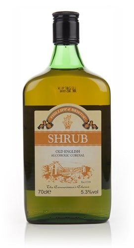 Phillips of Bristol Shrub (Old English Alcoholic Cordial)