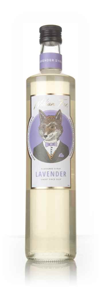 William Fox Lavender Syrup