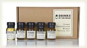 Closed Distilleries Whisky Tasting Set