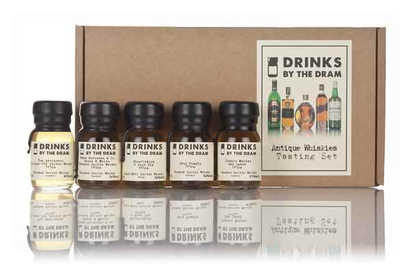 Antique Whiskies Tasting Set