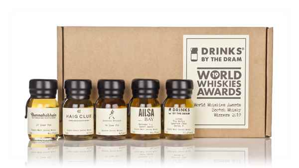 World Whisky Awards 2019 Scotch Whisky Winners Tasting Set