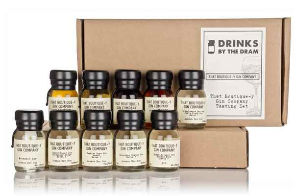 That Boutique-y Gin Company Bumper Tasting Set