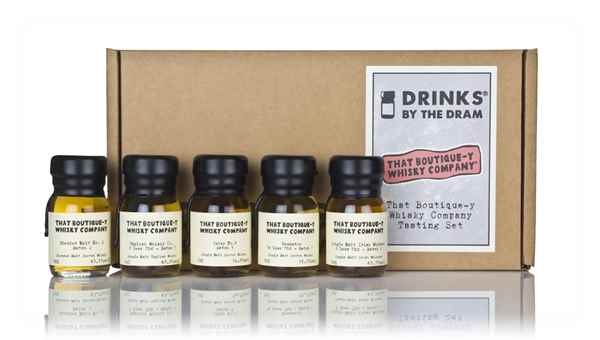 That Boutique-y Whisky Company Tasting Set